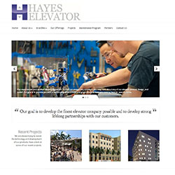 Hayes-site